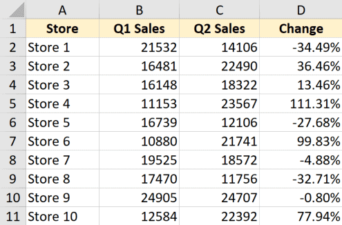 Excel table to be saved as image